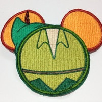 Disney Peter Pan Inspired Mouse Ear Patch