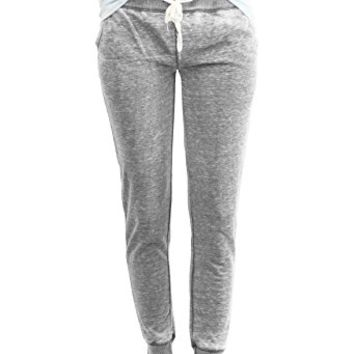 Night & Day Acid Wash Burnout Joggers by NAYKED