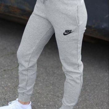 DCCKFC8 Nike' Women Fashion Leisure Running Pants Sweatpants