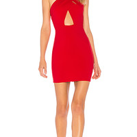 by the way. Eve Woven Strap Dress in Poppy | REVOLVE