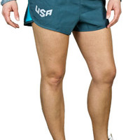 USATF - Online Store - Nike USATF Women's Dri-FIT Fundamental Road Race Shorts