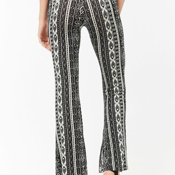 Ornate Flared Pants