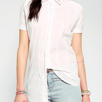 Urban Outfitters - Sister Jane Pastel Beaded Flower Blouse