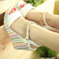 Summer Fashion High Heel Sandals 3178EE
