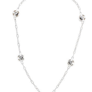 Cartier Pasha Shell Charm Necklace