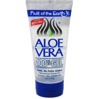 Fruit of the Earth Aloe Vera 100% Gel 6 oz - Walmart.com