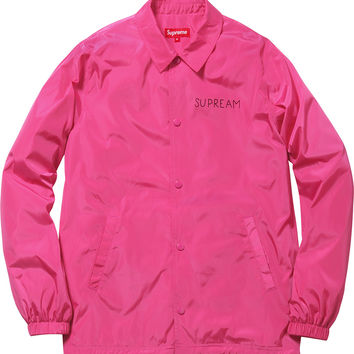 Supreme Schminx Coaches Jacket