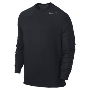 Nike Dri-FIT Touch Fleece Crew Men's Training Sweatshirt