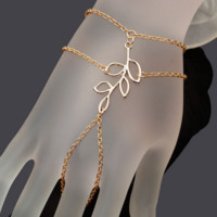Hand Ring Chain for Women