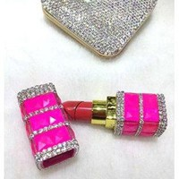 Blinged - Lipstick Lighter