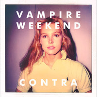 Vampire Weekend : Contra LP (180-Gram)