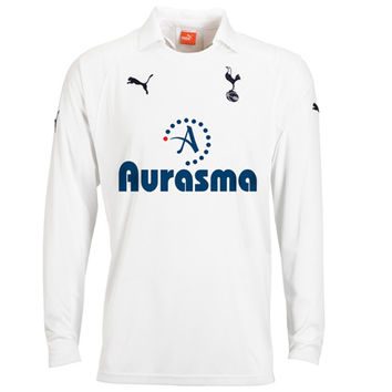 Tottenham Jersey long sleeve 2011-2012