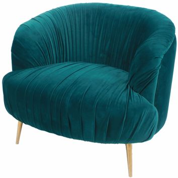 Dana Point Accent Chair EMERALD - Set of 2