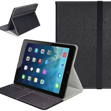 iPad Mini Case, SUPCASE iPad Mini Retina Case[2nd Generation]Premium Slim Hard Shell Leather Case(Black),1 Year Manufacturer Warranty, Fit iPad Mini, Mini 2 with Retina Display 2nd Gen., iPad Mini 3