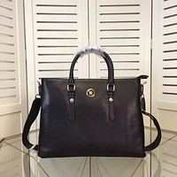 VERSACE MEN'S NEW FASHION LEATHER BRIEFCASE BAG CROSS BODY BAG