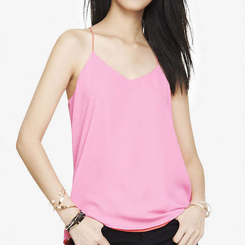 BARCELONA CAMI - PINK RIBBON from EXPRESS