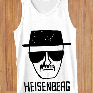 Breaking Bad heisenberg design clothing lives for Tank Top Mens and Tank Top Girls