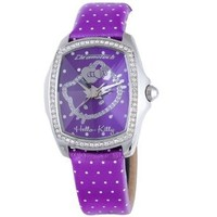 Hello Kitty Purple Stainless Steel Watch