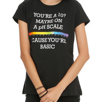 You're Basic Girls T-Shirt