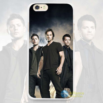 Supernatural's Sam, Dean and Castiel Phone Case For iPhone 7 7Plus 6 6s Plus 5 5s SE