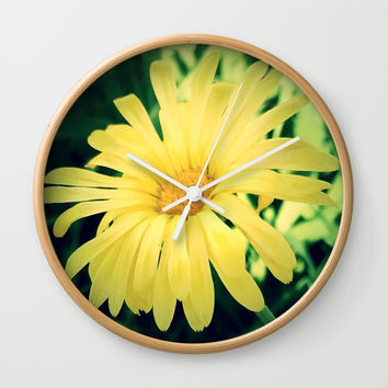 Cool Summer Wall Clock by jessycat