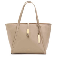 REED LEATHER TOTE