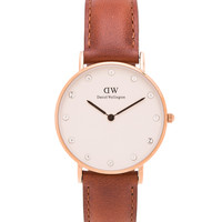 Daniel Wellington Classy St Mawes 34mm in Rose Gold