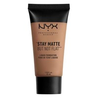 NYX Stay Matte But Not Flat Liquid Foundation - Chestnut - #SMF15