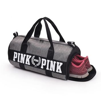 Sports gym bag SPORTSHUB Women s Gym Bags for Yoga Classic Sports HandBag Fitness Travel Bags Workout Shoulder Bag SB0022 KO_5_1