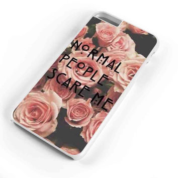 American Horror Story Normal People Scare Me iPhone 6s Plus Case iPhone 6s Case iPhone 6 Plus Case iPhone 6 Case