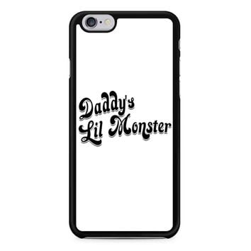 Harley Quinn - Daddy S Lil Monster iPhone 6/6s Case