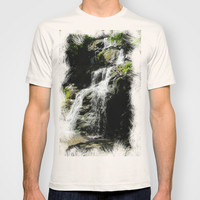 Down in the Hollow T-shirt by Gwendalyn Abrams