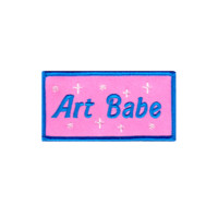 HOME :: Pins & Patches :: PATCHES :: Art Babe Patch