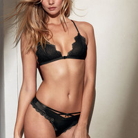 Chantilly Lace Unlined Triangle Bra - Very Sexy - Victoria's Secret