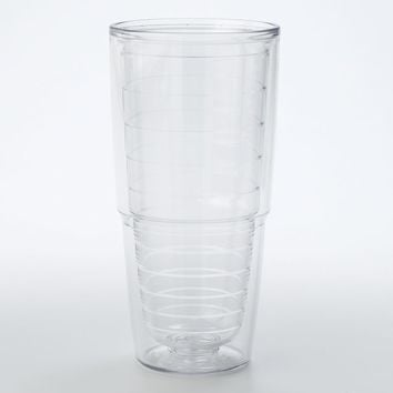 Tervis Clear Large Tumbler