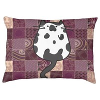 Cute Kitties Large Dog Bed