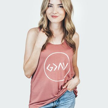 Highs and Lows Women's Tank