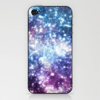 Map of the Stars Phone Skin by ThoughtCloud | Society6