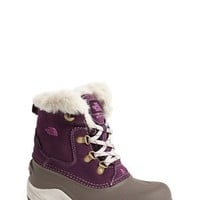 The North Face Toddler Girl's 'McMurdo' Boot
