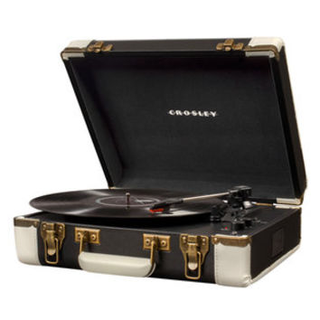 Cruiser Deluxe Record Player by Crosley at Gilt