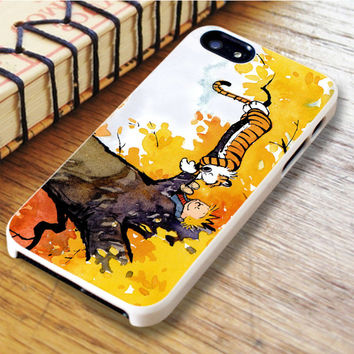 Calvin And Hobbes Cartoon Comic iPhone 6 | iPhone 6S Case