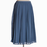 annaleigh pleated skirt - $36.99 : ShopRuche.com, Vintage Inspired Clothing, Affordable Clothes, Eco friendly Fashion