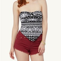 Tribal Hanky Tube Top | rue21