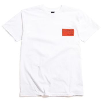 Collab T-Shirt White