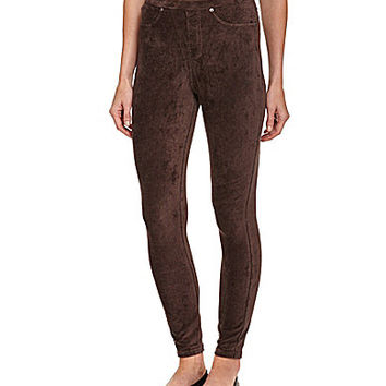 Intro Petite Knit Corduroy Leggings