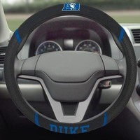 Duke Blue Devils Embroidered Steering Wheel Cover