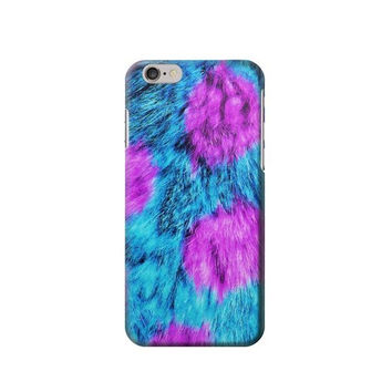 P2757 Fur Skin Monster Phone Case For IPHONE 6S PLUS
