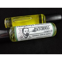 PATCHOULI Cologne Oil | Unisex Roll On Cologne | Essential Oil | Jojoba Oil
