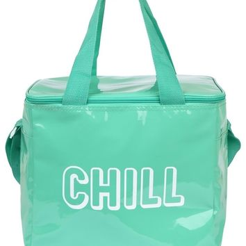 Chill Turquoise Cooler Bag
