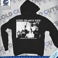 "Cold Cuts Merch - Code Orange Kids ""Herd Thinners"" Hoodie"